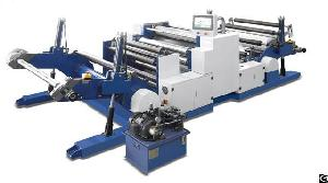 roll embossing machines yw az
