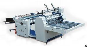 Improved Semi-auto Laminating Equipment Model Yfmb-l