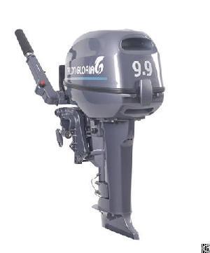 hp outboard motor boat