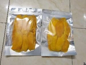 exporting soft dried mango