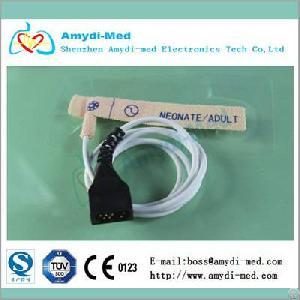 nonin 6000cp 7000p disposable spo2 sensor