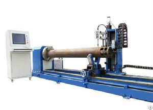 five axis cnc plasma pipe bevel cutting machine