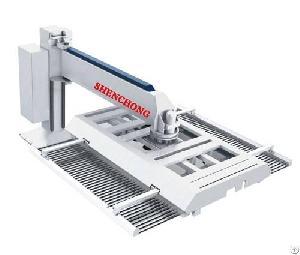 robotic loading unloading system metal laser cutting machine