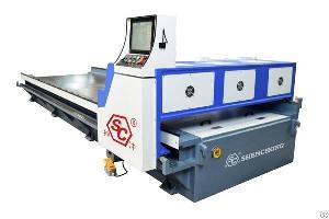Cnc Horizontal V Grooving Machine For Metal Plate
