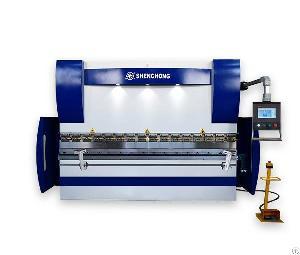 We67k Cnc Hydraulic Press Brake Machine For Sheet Metal Plate Bending