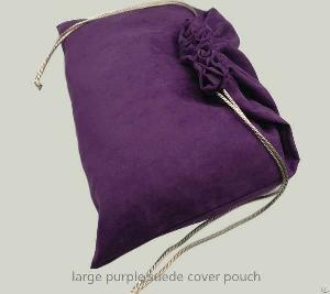 High Quality Velvet Suede Shoes Dust Bag