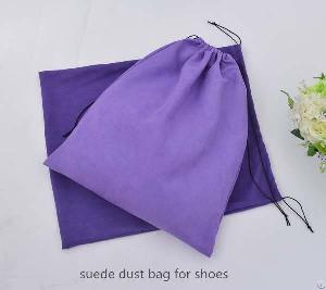 suede shoes dust cover bag
