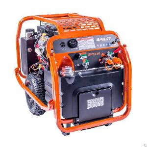 portable gasoline diesel hydraulic power pack