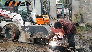 wipin hydraulic welder generator metal steel equipment welde