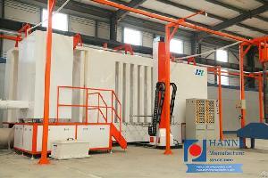 powder paint machine suppliers