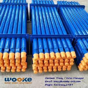api standerd seamless steel drill pipe water rod