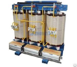sg b 10 non encapsulated h class dry power transformers