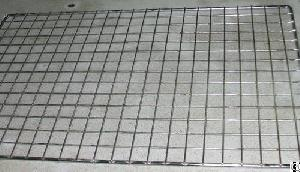 stainless steel food dehydrator welded wire mesh trays