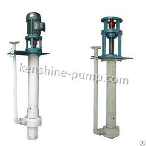 fyu corrosion wearing resistant submerged pump