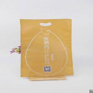 plastic side seal bag poultry feed bags