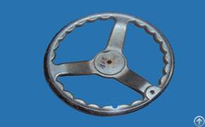 handwheel machines casting iron molding line
