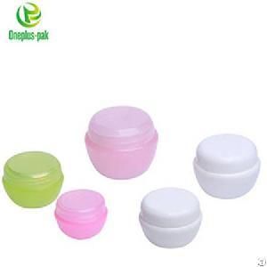 cosmetic jar opp1203