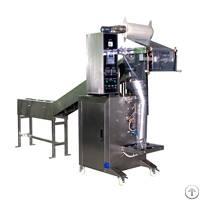 granule packaging machine irregular shape