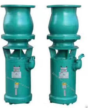 qsz qsh submersible axial flow mixed pump
