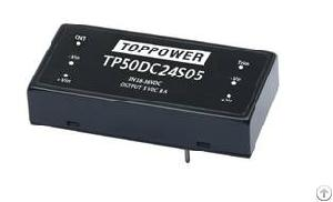 40-50w 1.5kvdc Isolated Wide Input Voltage Dc / Dc Converters
