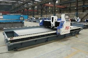 cnc v groove machine steel plate horizontal grooving machines