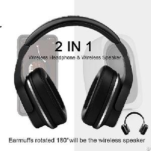 lito s2 2 1 wireless bluetooth headphone speaker