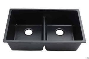 kitchen undermount granite sink