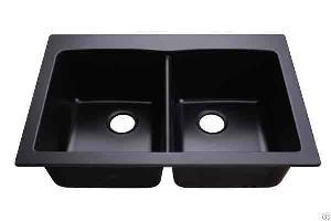 drop kitchen granite composite sink