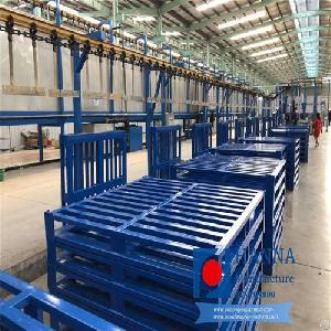 Automatic Powder Coating Line With Curing Oven