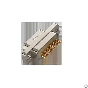 micro solder cup connectors