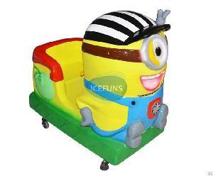 indoor kiddie rides