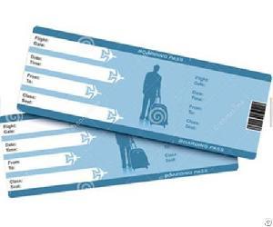 travel airline waybill ticket printing