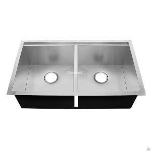 bowl 50 undermount kitchen sink ledge
