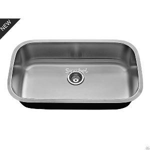cupc bowl stainless steel drawn sink