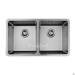 micro corner bowl stainless steel drawn sink