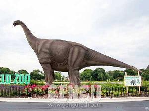 animatronic dinosaur ruyangosaurus ad 575