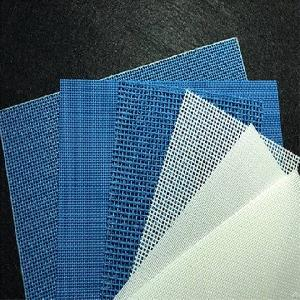 density polyester mesh fabric plain woven bags