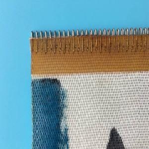 sludge dehydration fabric press filter belt dewatering machine