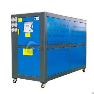 220v water cooled scroll chiller machine