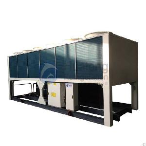 commercial air cooled screw chiller