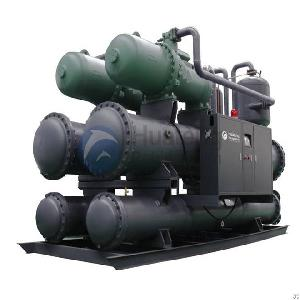 flooded screw chiller
