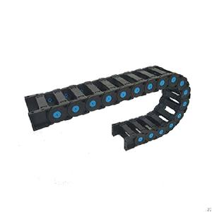 flexible plastic cable drag chain