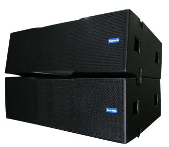 sound la system line array speaker cabinet