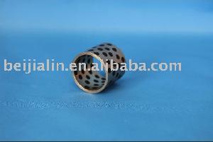 sliding bearings du bushing lubrication copper bearing