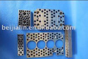 solid mould plate auto metal