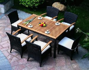 manufacture pe rattan furniture outdoor indoor