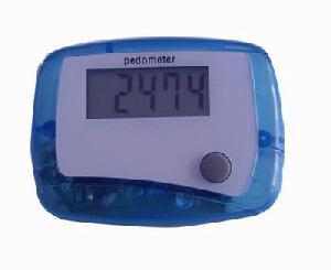 customized promotional pedometers logo branding isinotech