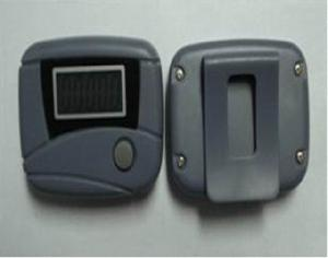 isinotech portable pedometers clip factory logo branding