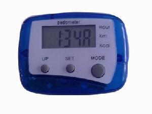 portable pedometers clip logo branding isinotech