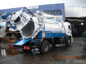 ayalka scavenger truck